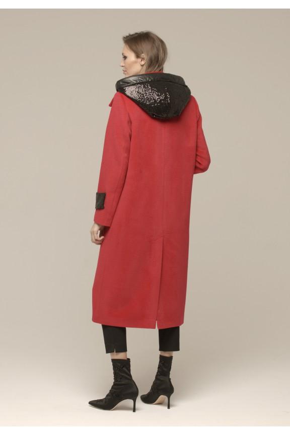 1829 Красный (пайетки)
