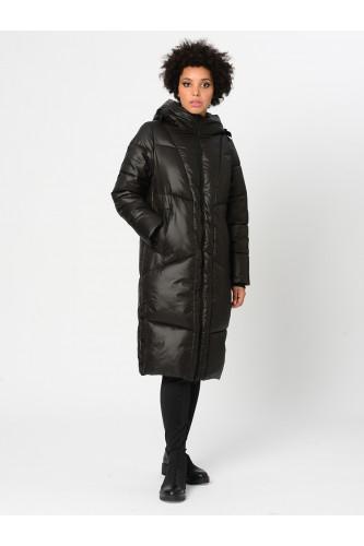 1922 Пальто Черный