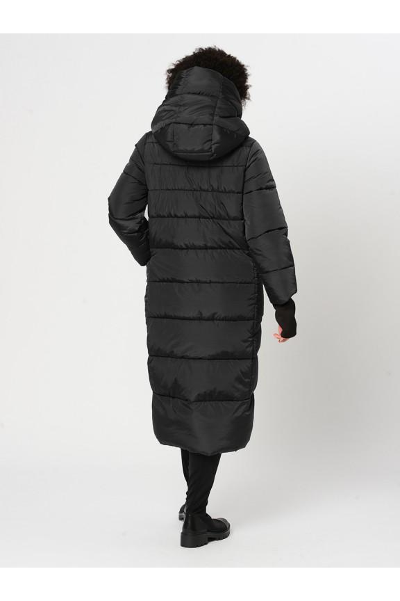 1932 Пальто Стеф Черный