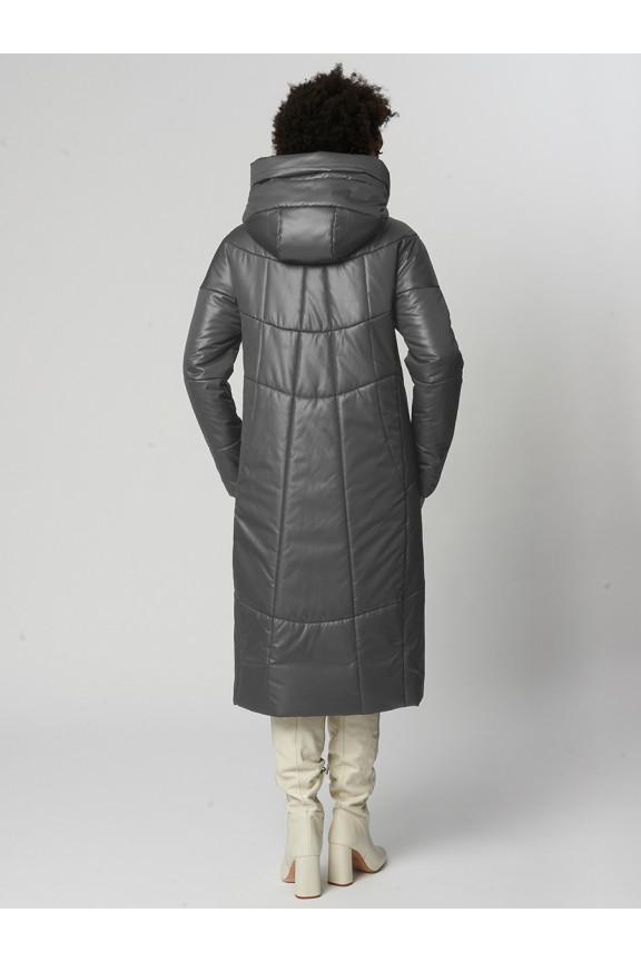 1934 Пальто Фрида Серый