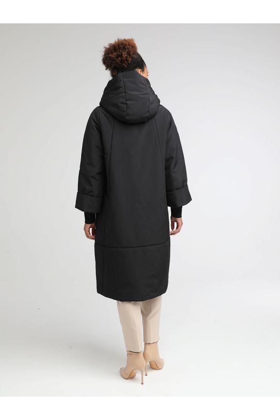 2046 Пальто АФРИКА Черный