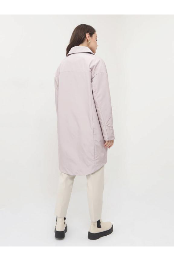 2106 Плащ Розовый